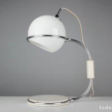 Vintage: LAMPARA SOBREMESA TRAMO JOAN ANTONI BLANC MIGUEL MILÁ VINTAGE AÑOS 60. Lote 157757029