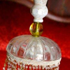 Vintage: LAMPARITA DE TECHO DE LA FIRMA LOPEZ DE HIERRO. Lote 182472138