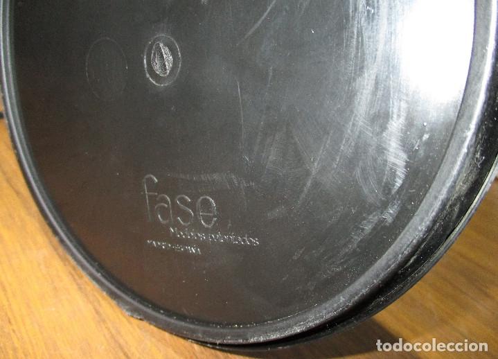 Vintage: Lámpara de sobremesa negra FASE mod. CISNE, made in Spain años 80 retro vintage flexo arquitecto - Foto 9 - 182685891
