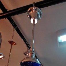 Vintage: LAMPARA DE TECHO AÑOS 70-. Lote 183193598