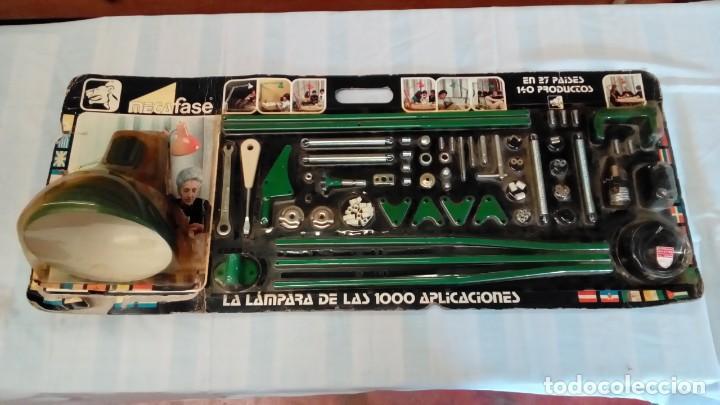 FASE.KIT PARA ARMAR. (Vintage - Lámparas, Apliques, Candelabros y Faroles)