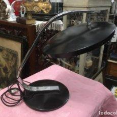Vintage: LÁMPARA FASE DE LOS AÑOS 80. Lote 183466178