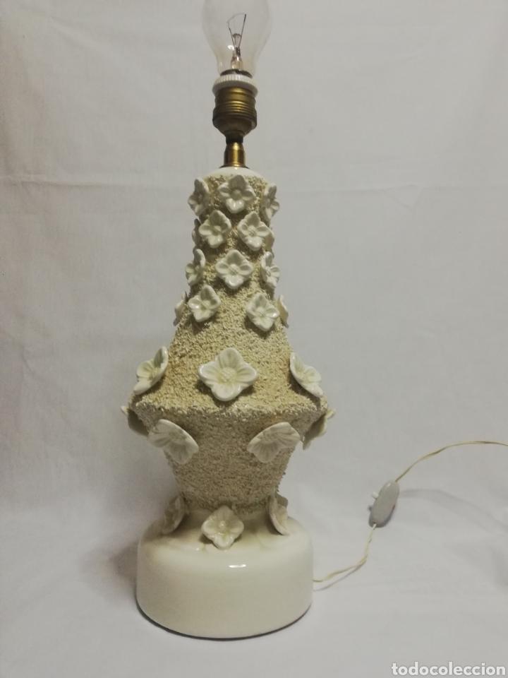 Manises lampara Bondia años 60 en antigua mesa Rara ceramica de vintage tsCBxhdoQr