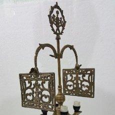 Vintage: LAMPARA VELON ELECTRICA. Lote 183974655