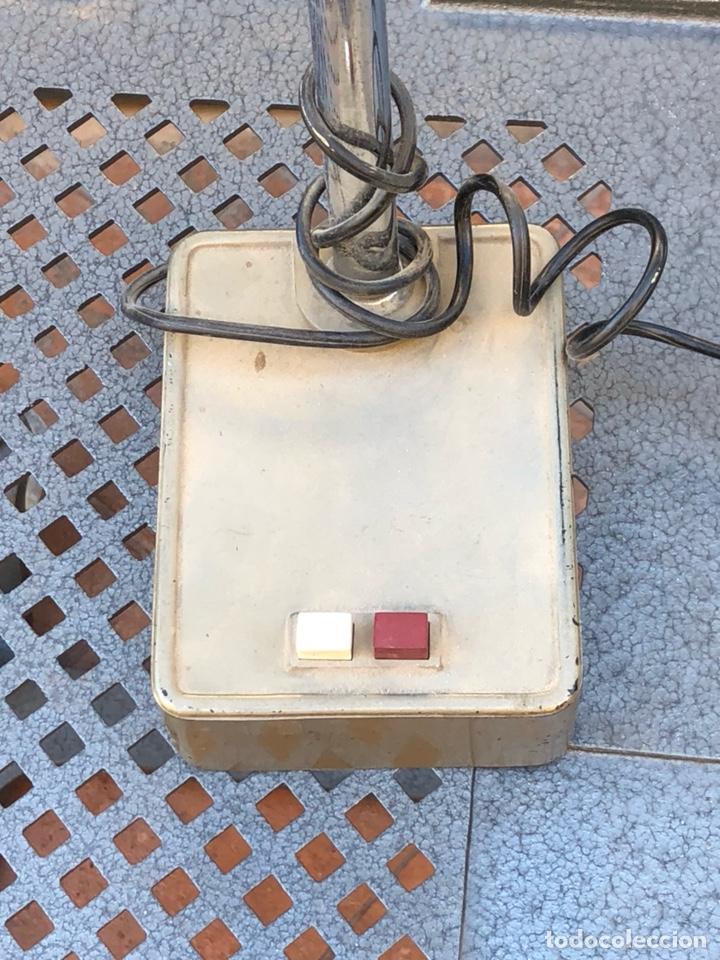 Vintage: Precioso flexo de mesa, años 60-70, funciona - Foto 2 - 184183102