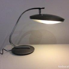 Vintage: LAMPARA FASE 520 C. CON DIFUSOR CRISTAL.. Lote 184297417