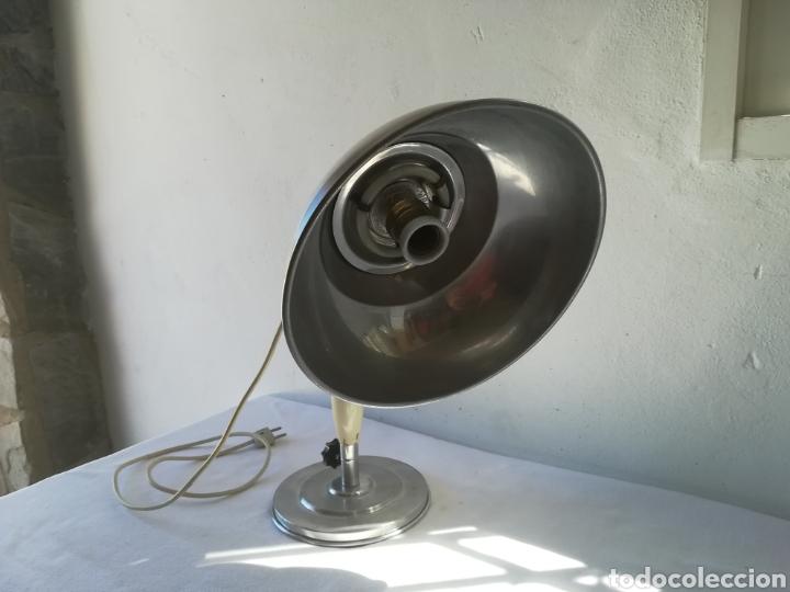 Vintage: Lampara años 50 industrial - Foto 5 - 186365971