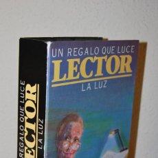 Vintage: LÁMPARA FASE LECTOR - AÑOS 70. Lote 187583215
