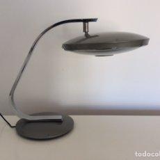 Vintage: LAMPARA FASE 520 C. CON DIFUSOR, PLAFÓN O CRISTAL.. Lote 188596923