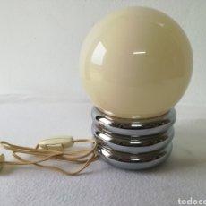 Vintage: LAMPARA SOBREMESA AÑOS 70. Lote 188665336