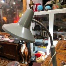 Vintage: ANTIGUA LAMPARA FLEXO DE ESTUDIO AÑOS 70. Lote 188780113