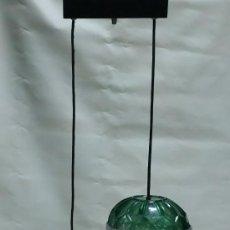Vintage: LAMPARA ANTIGUA DE TECHO VINTAGE ESTILO RETRO BICOLOR AÑOS 60. Lote 189433983