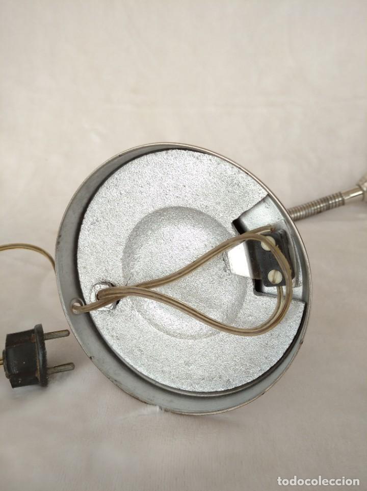 Vintage: Flexo de aluminio - Foto 3 - 189622277