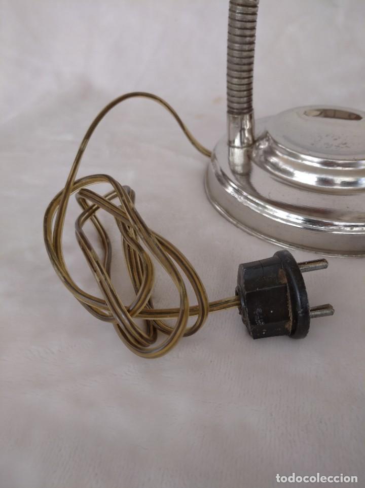 Vintage: Flexo de aluminio - Foto 4 - 189622277