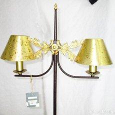 Vintage: LAMPARA DE PIE CLASICA VINTAGE ITALY DESIGN LAMP BAGA BY PATRIZIA GARGANTI. Lote 189962180