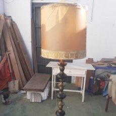 Vintage: LAMPARA DE PIE. Lote 190987798