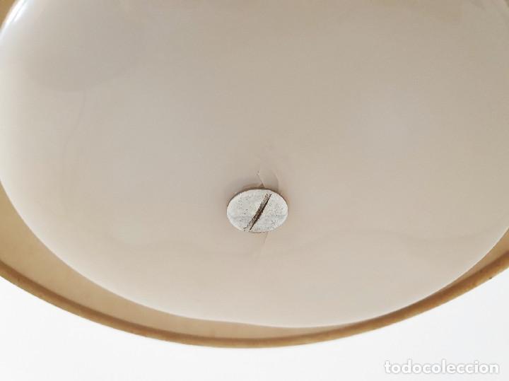 Vintage: Lámpara Fase modelo Boomerang 64 color gris plateado - Foto 8 - 191665913