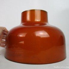 Vintage: PANTALLA TULIPA MITICA LAMPARA DISEÑO MIGUEL MILA PARA TRAMO MAX BILL. Lote 191744581