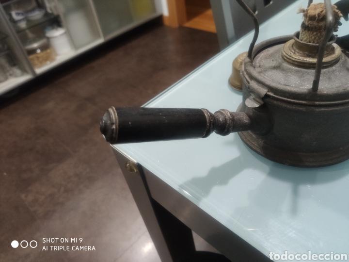 Vintage: Hornillo quemador petróleo - Foto 6 - 192168330