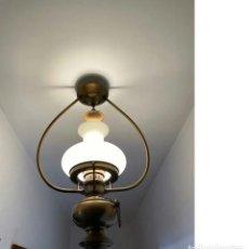 Vintage: LAMPARA VINTAGE TECHO . Lote 192253682