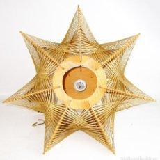 Vintage: LAMPARA NORDICA CABLEADA NUEVA. Lote 192441671