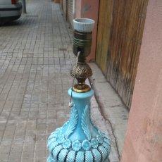 Vintage: PRECIOSA LAMPARA DE MANISES. Lote 194183651