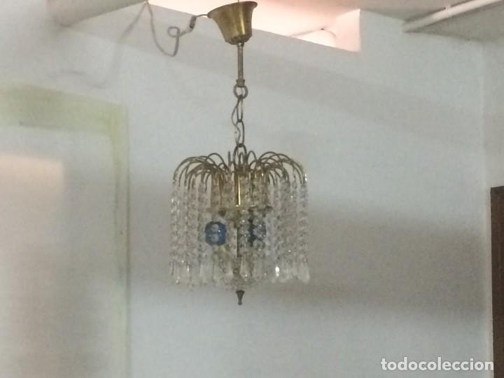 Vintage: Lampara colgante para techo - Foto 3 - 194222543