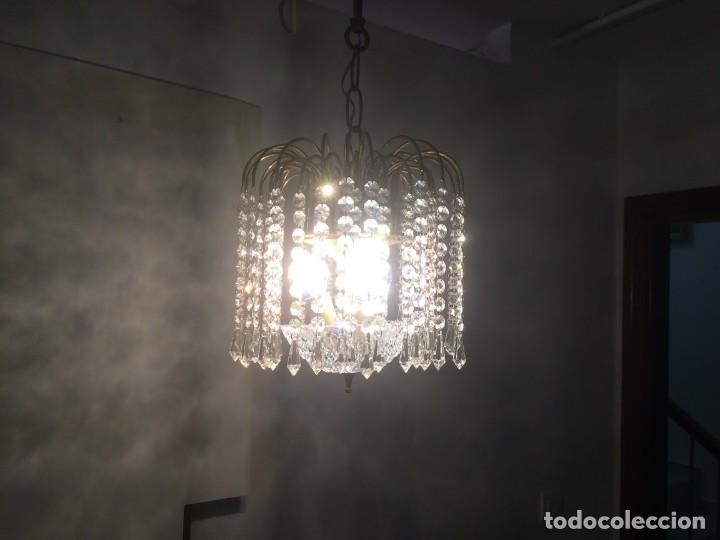 Vintage: Lampara colgante para techo - Foto 5 - 194222543