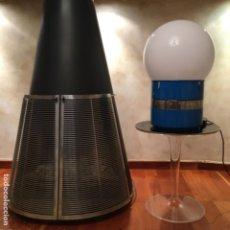 Vintage: GAE AULENTI. MEZZORACOLO TABLE LIGHT. IMPRESIONANTE LAMPARA DISEÑADA EN 1970. PRODUCIDA POR ARTEMIDE. Lote 194260871