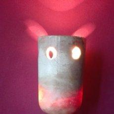 Vintage: LAMPARA SOBREMESA DE MARMOL. Lote 194275038