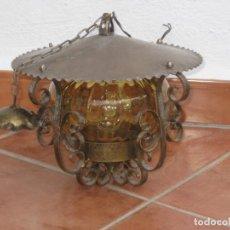 Vintage: LAMPARA DE TECHO.. Lote 194298701