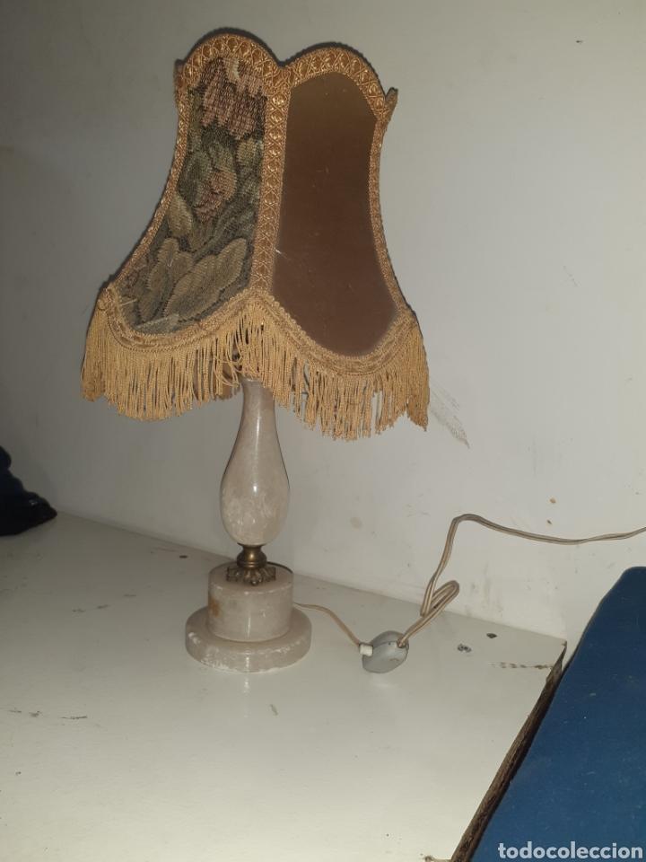 LAMPARA AÑOS 50/60 (Vintage - Lámparas, Apliques, Candelabros y Faroles)