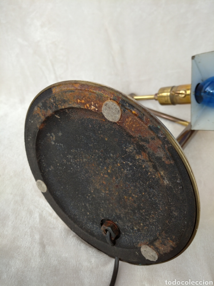 Vintage: Lámpara de escritorio articulada - Foto 4 - 194312416