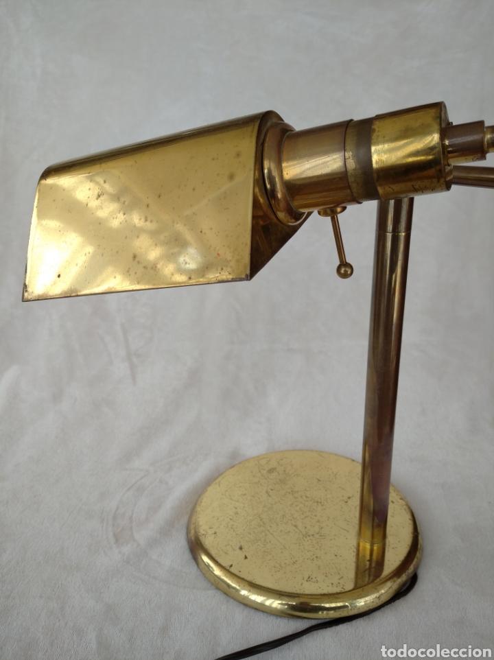 Vintage: Lámpara de escritorio articulada - Foto 6 - 194312416