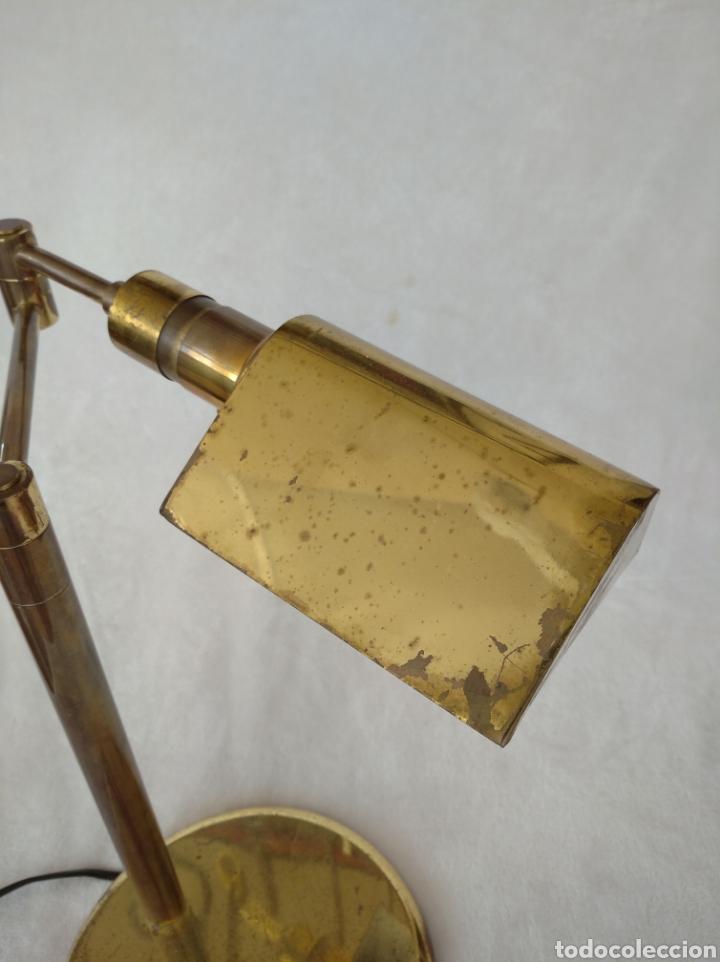 Vintage: Lámpara de escritorio articulada - Foto 8 - 194312416