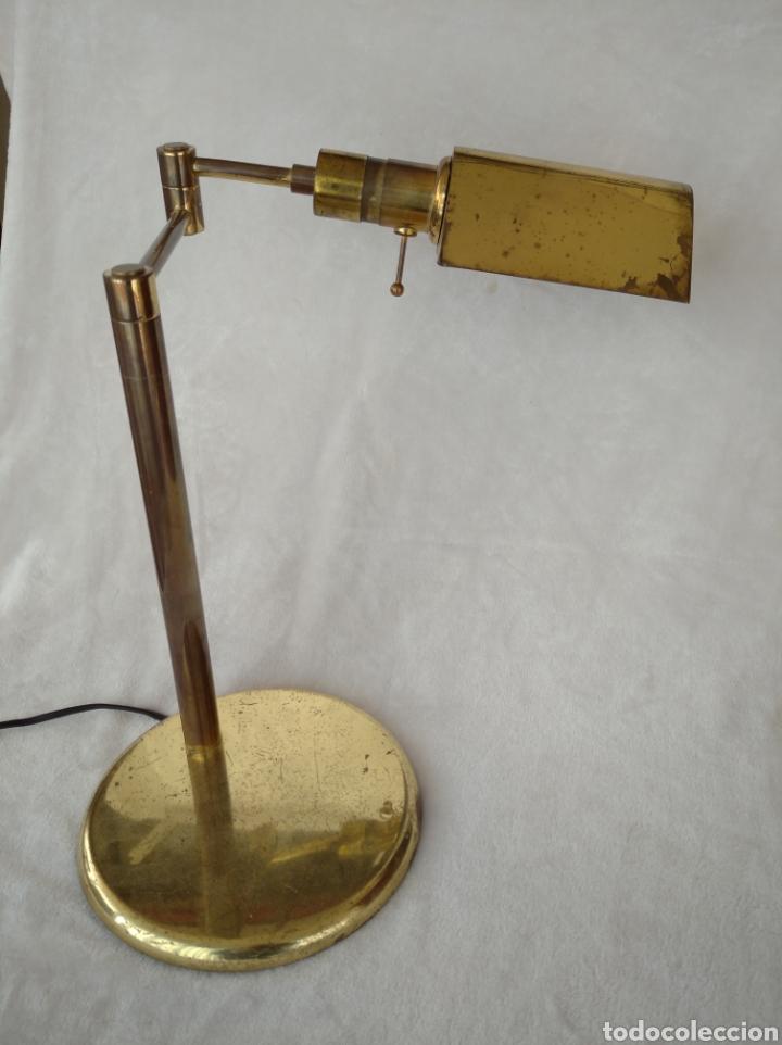 Vintage: Lámpara de escritorio articulada - Foto 9 - 194312416
