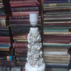 Vintage: LAMPARA VINTAGE MANISES AÑOS 70. Lote 194320953