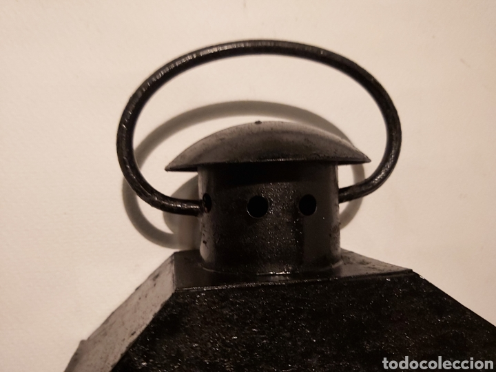 Vintage: APLIQUE FAROL DE JARDIN - Foto 3 - 194332060