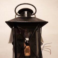 Vintage: APLIQUE FAROL DE JARDIN. Lote 194332060