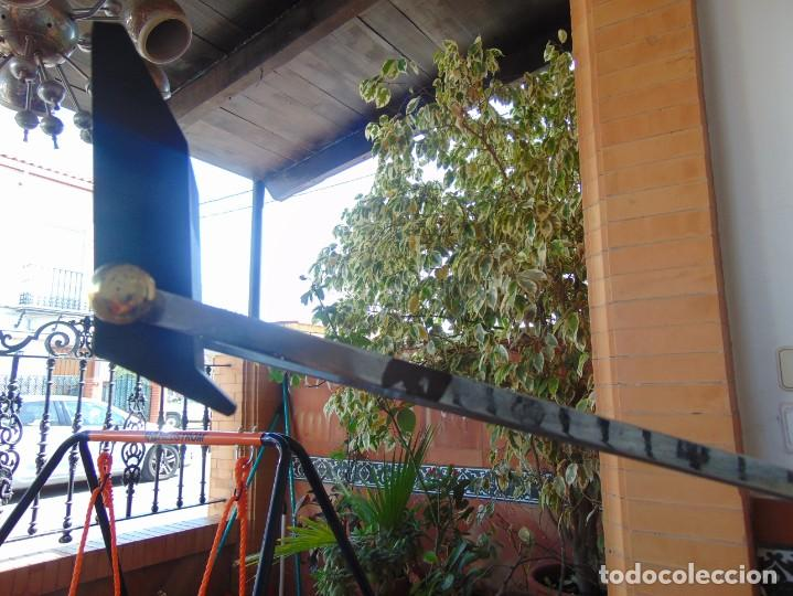Vintage: LAMPARA DE SOBREMESA HALOGENA EN NEGRO TIPO CISNE O SIMILAR DE LA MARCA FASE - Foto 8 - 194342762