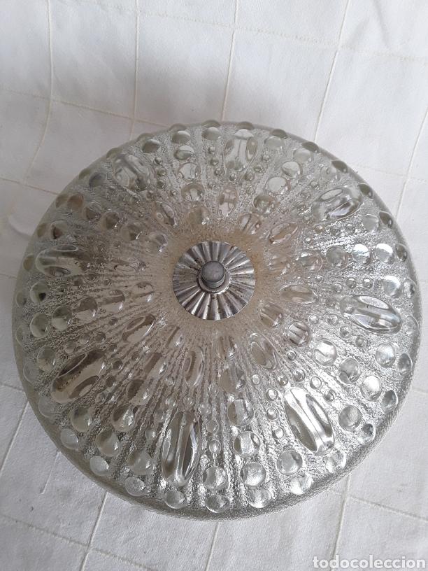 PLAFON DE BAÑO VINTAGE (Vintage - Lámparas, Apliques, Candelabros y Faroles)