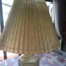 Vintage: LAMPARA DE SOBREMESA. Lote 194583982