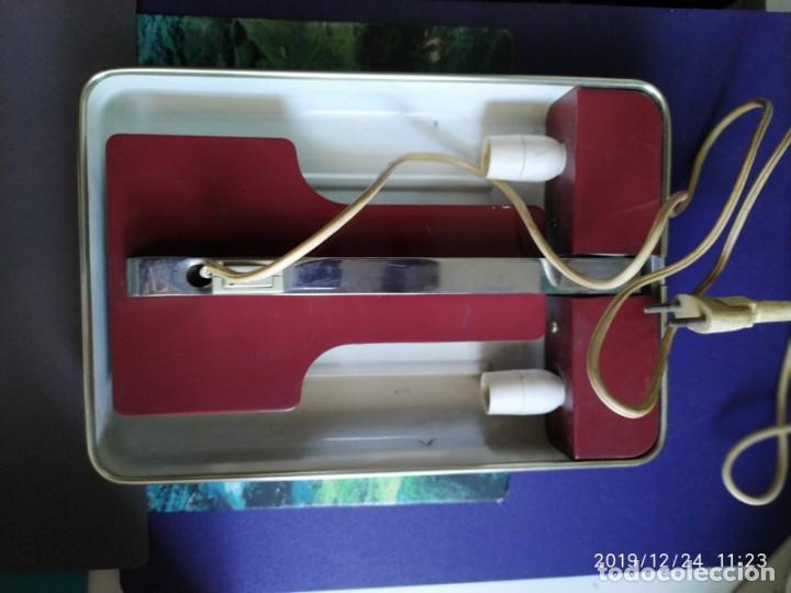 Vintage: Lámpara sobremesa Fase - Foto 2 - 194645245