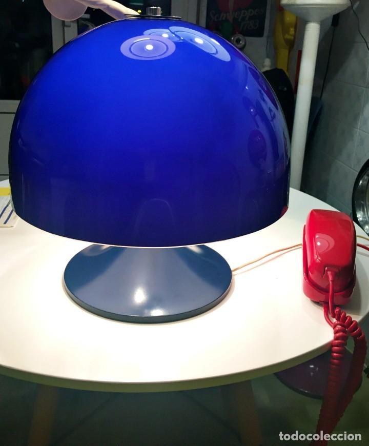 Vintage: LAMPARA SOBREMESA AÑOS 70 ORIGINAL MARCA TRAMO - Foto 8 - 70045333
