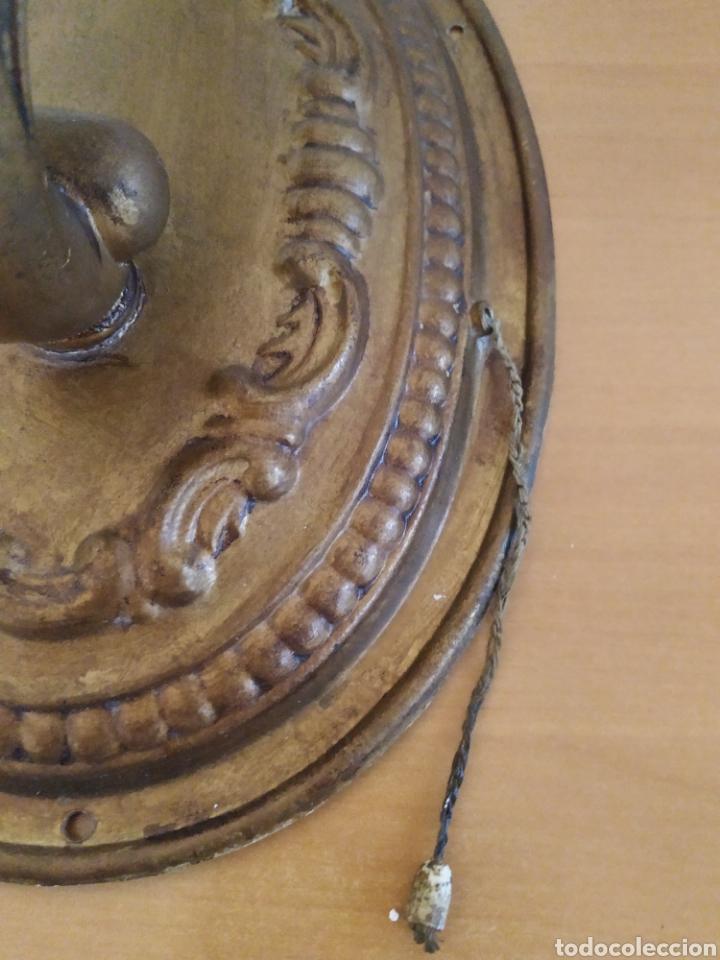 Vintage: Pareja de apliques - Foto 3 - 194787283