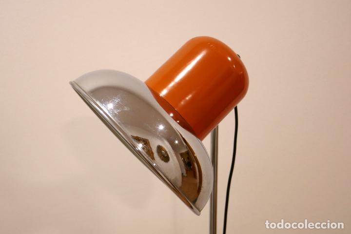 Vintage: Lámpara de pie industrial vintage CODIALPO años 70 retro antigua - Foto 4 - 194883187