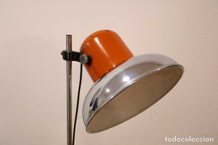 Vintage: Lámpara de pie industrial vintage CODIALPO años 70 retro antigua - Foto 5 - 194883187