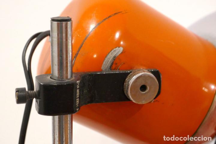 Vintage: Lámpara de pie industrial vintage CODIALPO años 70 retro antigua - Foto 7 - 194883187