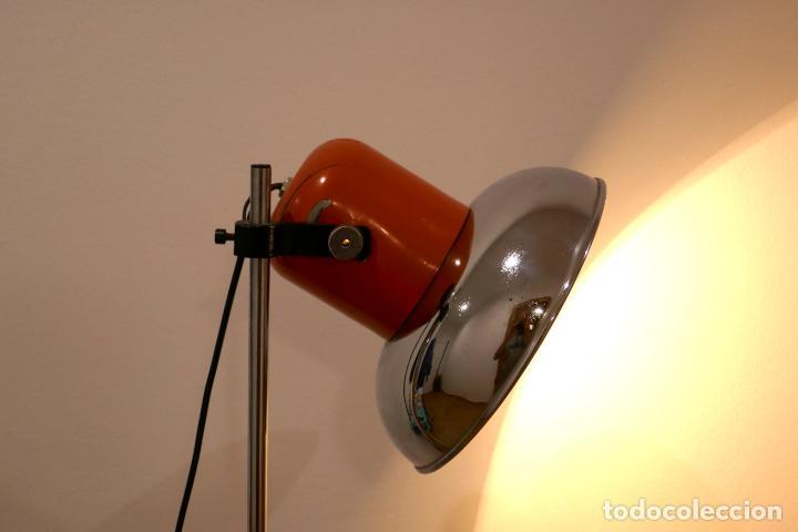 Vintage: Lámpara de pie industrial vintage CODIALPO años 70 retro antigua - Foto 11 - 194883187