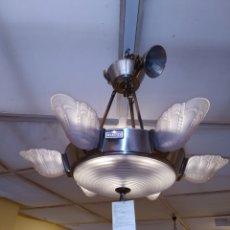 Vintage: LAMPARA DE TECHO MARINER. Lote 195123233